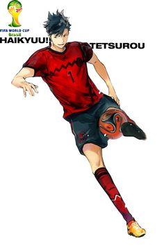 Kuroo Tetsurou - Haikyuu!! / HQ!!