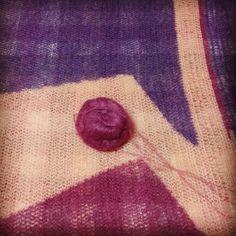 My #wip . I am working on this blanket from Cascade Yarns Pirouette for a long time. Hope to finish soon.  #webswip #websyarn #crochet #crochetgirlgang #crochetforinstagram #crochetblanket by sandacrochet