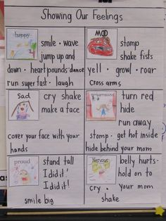 show not tell in writing workshop