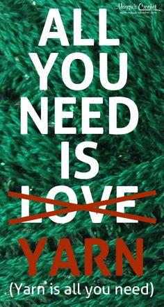 Joy of Success : Maggie's Crochet Blog