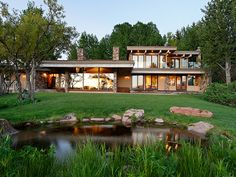 Trentaz Ranch at Starwood in Aspen, CO, 35 breathtaking acres located on a private ridge overlooking the upper Roaring Fork Valley with Panoramic 360 degree views of the Elk Mountains.
