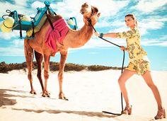 Verão 2014: veja as campanhas das marcas nacionais | Chic - Gloria Kalil: Moda, Beleza, Cultura e Comportamento