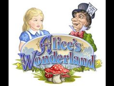 free online alice in wonderland slots youtube