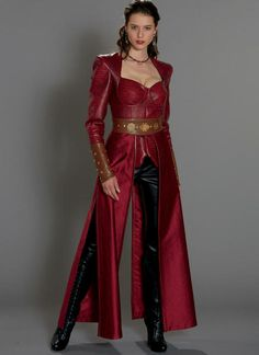 M7822 Fantasy Gowns, Fantasy Outfits, Fantasy Clothes, Mccalls Sewing Patterns, Looks Chic, Character Outfits, Costume Design, The Dress, Style Inspiration