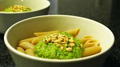 Polskie South Beach: Pesto z rukoli