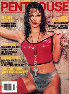 Penthouse November 1995 with Cher