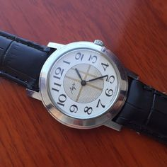 Luch 1801.1 Mens Mechanical Watch Made in Belarus Vintage Working Condition #Luch #Casual