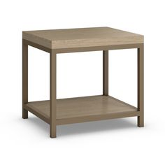 Caravel CT135-54-62 Circuit 2-Level End Table at ATG Stores