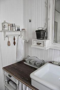 bad landhaus landhaus deko badezimmer shabby wohnen villa kunterbunt selbermachen liebe basteln bad vintage