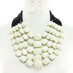 ca108b6153e85b 1525 Best Jewelry images in 2016 | Necklace Set, Collar Necklace ...