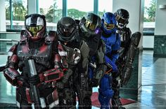 Halo Cosplay by *kimberlystudio on deviantART