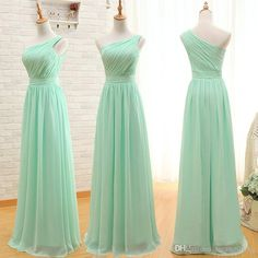 I found some amazing stuff, open it to learn more! Don't wait:http://m.dhgate.com/product/mint-green-long-chiffon-a-line-sweetheart/250861590.html