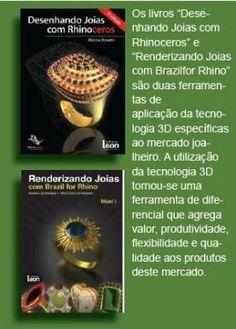 Modelagem de joias 3D - facilidade, produtividade e qualidade - Seções da revista - Site da Rede Social da Revista Joias & Design