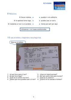 #ClippedOnIssuu from En la estación de tren. Nivel A2 Guía didáctica.