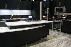 Amazing Black Kitchen Cabinets