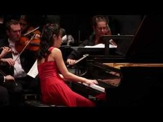 ▶ Saint-Saens: Piano Concerto No. 4, Lorraine Min - YouTube