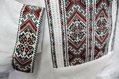 Handmade Vyshyvanka for men / linen shirt men / Embroidered