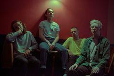 CHILDCARE back with 'Kiss?' / The Great Escape dateWithGuitars