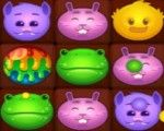 Candy Pets is a cool match 3 puzzle game for mobile, with cats, dogs, frogs, bears and many more animals. Match groups of 3 or more pets to remove them. Create and match candy for spectacular effects. Online Match, Play Online, Online Games, Pet Games For Kids, Can Your Pet, Free Mobile Games, Pet 1, Match 3, Animal Games