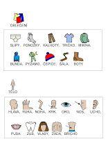 Fotka: slovní zásoba, oblečení a tělo Album, Shopping, Logo, Logos, Logo Type, Card Book