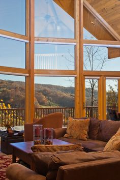 Living room with a view - VPC Builders