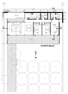 Interesting Find A Career In Architecture Ideas. Admirable Find A Career In Architecture Ideas. New House Plans, Modern House Plans, Small House Plans, House Floor Plans, Home Design Plans, Plan Design, Architecture Plan, Residential Architecture, Drawing House Plans
