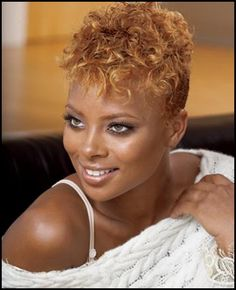 60 Short Curly Hairstyles for Black Woman - Page 4 of 5 - Stylishwife