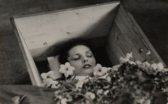 Corry van Baalen-Bosch, female member of the Dutch Resistance, executed by the Germans in April 1945, less then an hour before the liberation of the Dutch city of Deventer by Canadian troops. She was one of six young Dutch Resistance fighters, murdered less then an hour before the liberation.