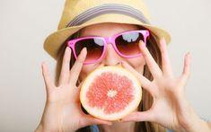 8 τροφές που καθαρίζουν το ήπαρ Liver Detox, Grapefruit, Peach, Food, Essen, Peaches, Meals, Liver Cleanse, Yemek
