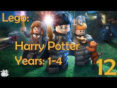 Lego Harry Potter Years 1-4: Solid Snape Trophy/Achievement.