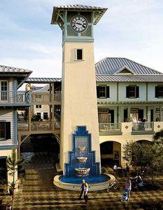 WaterColor Town Center, WaterColor, FL
