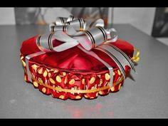 ▶ Videotutorial - Коробка конфет своими руками. A box of chocolates with your own hands. - YouTube