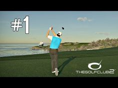The Golf Club 2 Career Mode Part 1 - FIRST TOURNAMENT! (PS4 Pro Gameplay)   #LadiesGolfFashion