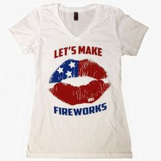 Realtree Fireworks V-Neck Tee | 2015 New Styles for Women