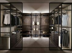 The best walk in closet