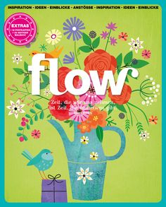 My cover for German Flow July 2014