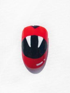 DIY this amazing Halloween nail art!