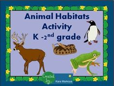 1000 images about 2nd grade life science on pinterest animal habitats habitats and animal. Black Bedroom Furniture Sets. Home Design Ideas