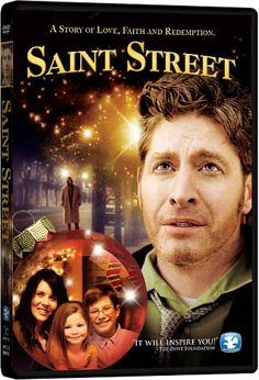 Saint Street - DVD   The story of love, faith and redemption   $14.92 at ChristianCinema.com