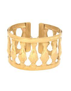 Manchette Dear Charlotte  Bracelet - or - gold - bijoux - jewels - jewelry - creation