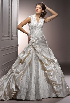 Ball Gown Wedding Dresses | Brides.com