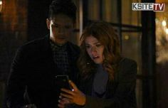 """First look at shadowhunters episode 2x10 """"By the Light of Dawn"""""""