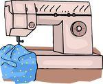 je maakt je machientje happy door de juiste combinatie te vinden tussen stof en naald