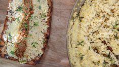 Razowe grzanki z kaszą smażoną i pesto z suszonych pomidorów - kuchnia+