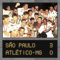 Campeão da Copa Master Conmebol de 1996 (Thx São Paulo FC)