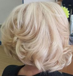 Stylish blow dry by Lisa at Supercuts Colchester #TeamSupercuts