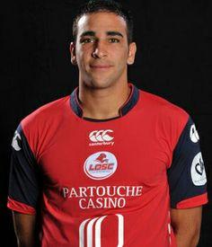 Adil Rami joueur du Losc de 2007 à 2011 #LOSC #foot