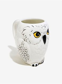 This owl delivers coffee | Hedwig Figural Mug