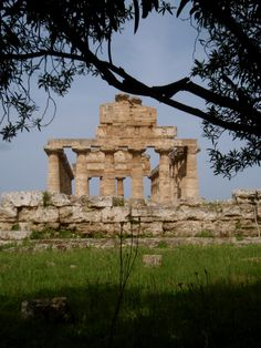 Paestum, Salerno, Italy 700 BC