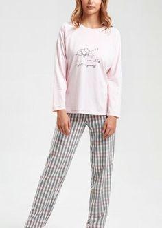 Lazy Pijama Takımı - PEMBE Bloom Coffee, Dark Flowers, Mavis, Superstar, Pajama Pants, Model, Fashion, Moda, Sleep Pants